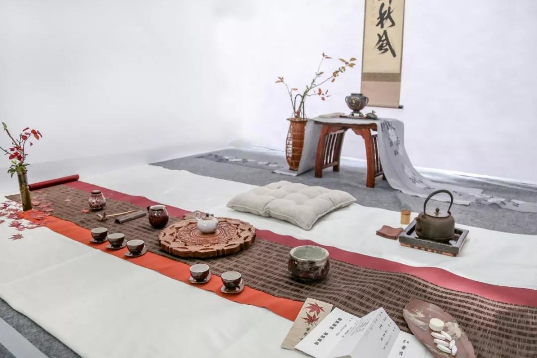 本次大赛的茶席设计主题包括: 【节气】立春,雨水,惊蛰,春分,清明,谷图片