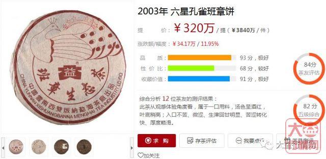 回顾2003 SARS期间诞生的大益茶(中)