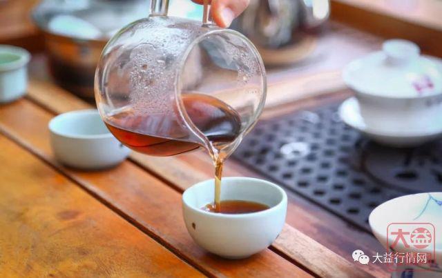 详解大益茶的三大核心属性——古董、金融、茶(下)