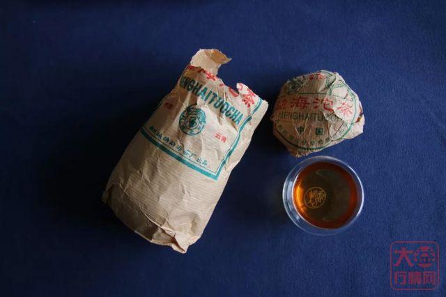 555彩票注册送彩金孔雀之乡红丝带勐海沱茶,稳稳当当中规中矩
