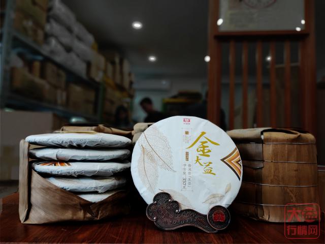 【茶百科】555彩票注册送彩金拼配--普洱茶的核心技术