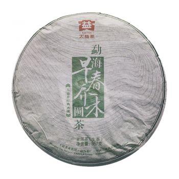 1301 早春乔木圆茶 普洱茶价格¥2.87万