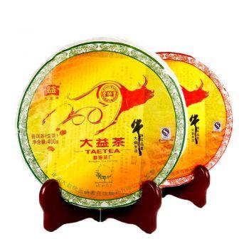 901 奔牛(简装)普洱茶价格¥23.5万