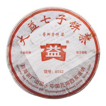 501 8582 普洱茶价格¥12.5万