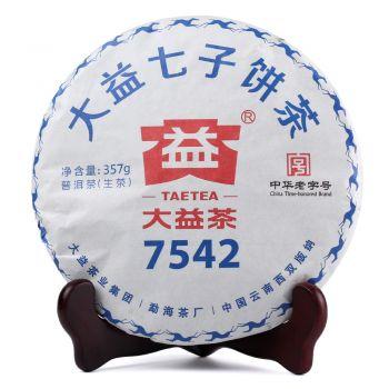 1801 7542普洱茶价格¥7900.00