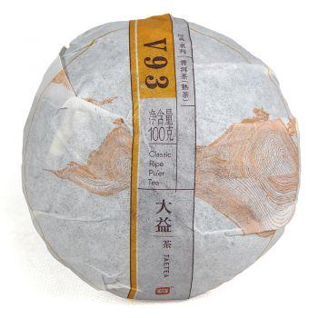 1401 V93普洱茶价格¥1750.00
