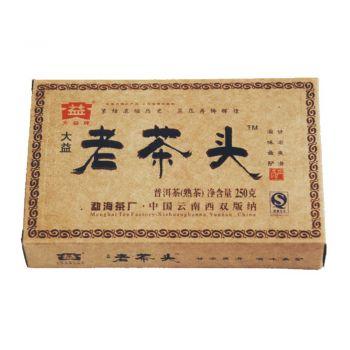 801 老茶头砖普洱茶价格¥1.7万