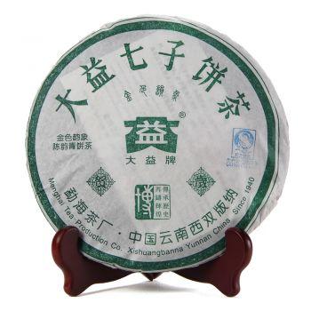 501 金色韵象200克普洱茶价格¥10.5万