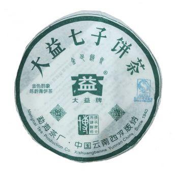 501 金色韵象 绿色版普洱茶价格¥67万