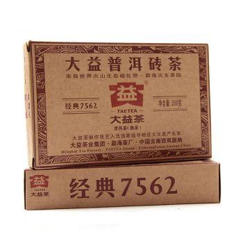 101 7562 普洱茶价格¥3700.00