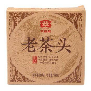 1401 老茶头普洱茶价格¥4400.00