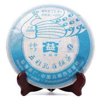 801 勐宋孔雀普洱茶价格¥7.6万