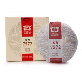 201 经典7572 普洱茶价格¥2300.00