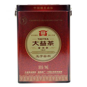 201 五子登科 熟茶 普洱茶价格¥4800.00